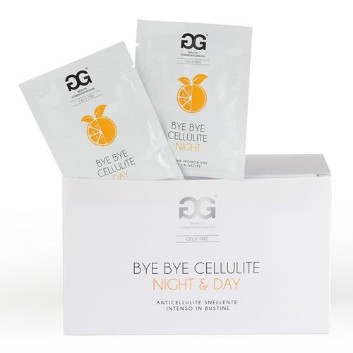 BYE BYE CELLULITE NIGHT & DAY trattamento urto 28 x 20ml