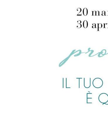 Invito evento antiage Proage