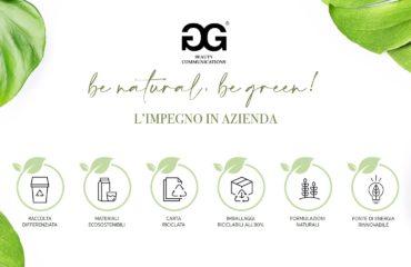 Be natural Be green
