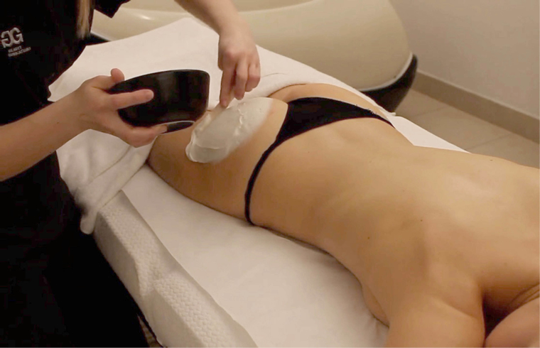 Professional Body massaggio