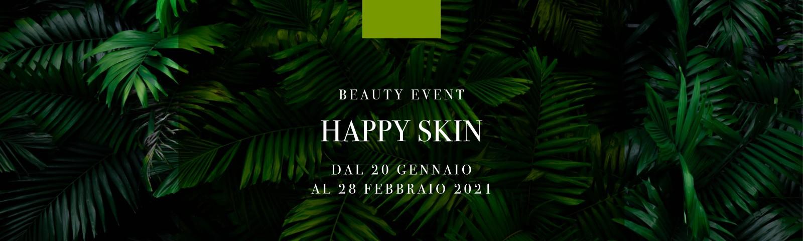 Happy skin 2021